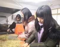 农历二十二每年参加包饺子