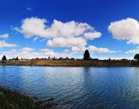 湖水清幽幽