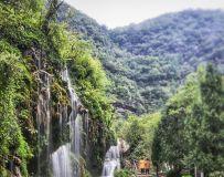 坐禅谷仙境