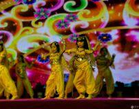 <少儿印度舞>