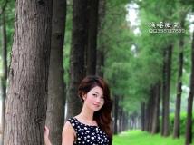 洪湖公园外拍