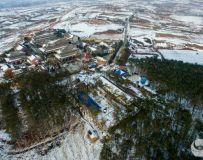 坤元宫雪景