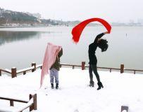 雪中新仕女