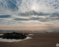 海边的早晨