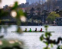 春意南京玄武湖