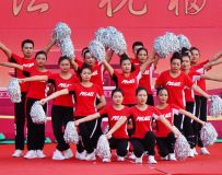 祝福祖国健身舞蹈赛6