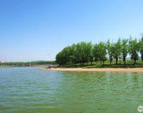 方城县望花湖--湖畔风光