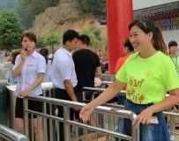 志愿者灯台架活动