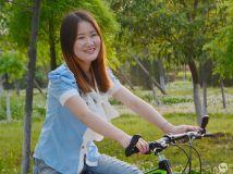 【2015年4月月赛踏青】骑着单着去踏青