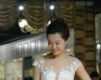 婚纱模特1