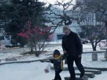 【13年第6期月赛】跟爸一起过冰塘