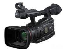佳能发布专业高清数码摄像机XF315/XF310