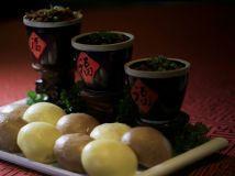 """【2015第7期月赛主题——""""舌尖上的美食""""】乡村馍馍老酱菜"""