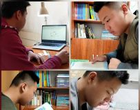 疫情防控时期在家上网课