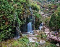 坐禅谷之瀑(组3张)