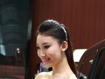 2014深圳市深港澳车展中华车模-4P