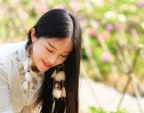 方城牡丹园拍人像(三)