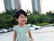 长安广场-未来的模特