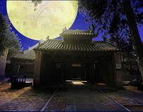 神秘香严寺--月之盈