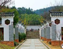 许世友将军故里纪游——(2)庭院
