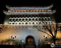 北京正阳门液景(2)