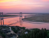 桃花峪黄河大桥