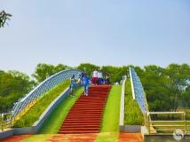 七彩彩虹桥