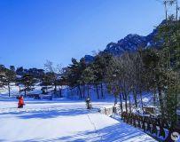 七峰山雪韵(4)