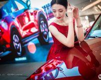 红车红裙红运来