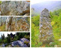 历山花纹石(组图)————(HDR拍照)