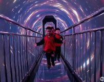 体验时光隧道
