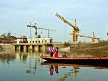 【南水北调中线工程建设摄影大赛】《听妈妈讲渠首的故事》