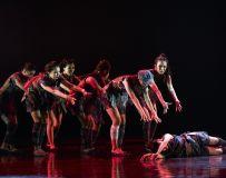 舞蹈--八女投江