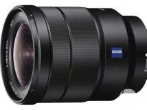 传索尼将推出GM新品 16-35mm F2.8