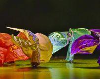 舞蹈--五彩云霞2