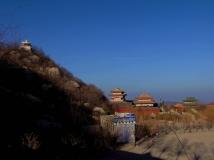 【走进南召摄影大赛】暖阳下的五垛禅院