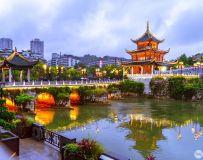 贵州之旅―甲秀楼夜景(3)