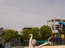 水上芭蕾一组