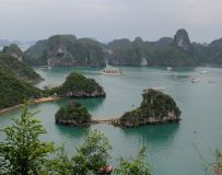 越南天堂岛风光