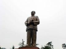 2013第八期月赛【毛泽东主席铜像】