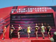 2013名城汽车巡展(一)