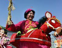 红火闹新春、共庆欢乐年