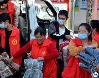 南阳市社区志愿者协会开展百名志愿者文明乡村行走进石桥镇活动 5