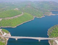 小三峡大桥(一桥飞架南北天堑变通途)
