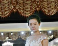 婚纱模特9