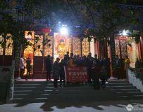 """居士林部""""镇平鳌圆寺正月初八祭星祈福法会""""拍摄活动"""