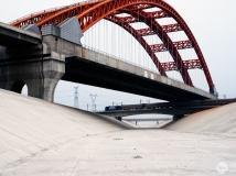 南阳城北立交桥(组照)