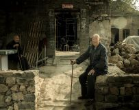 《留守老人》