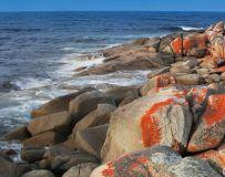 惊艳的石头 ------ 塔斯马尼亚岛