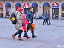"""光影中国2017第1期月赛""""过年回家""""(领着爱人。带着孩子回家过年)"""